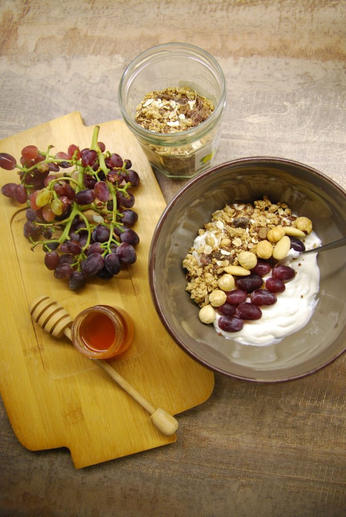 greek yogurt mix