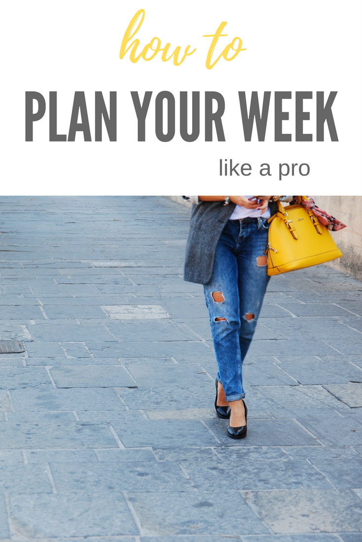 how-to-plan-your-week-like-a-pro