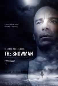 snowman nesbo