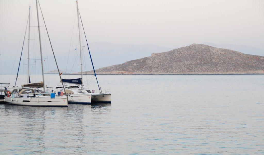 halki sailing