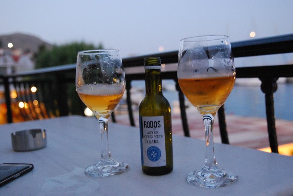 wine veranda