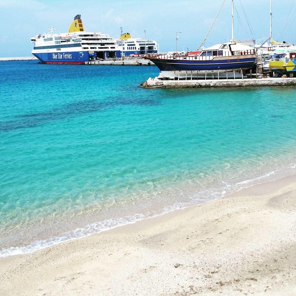 ρόδος λιμάνι