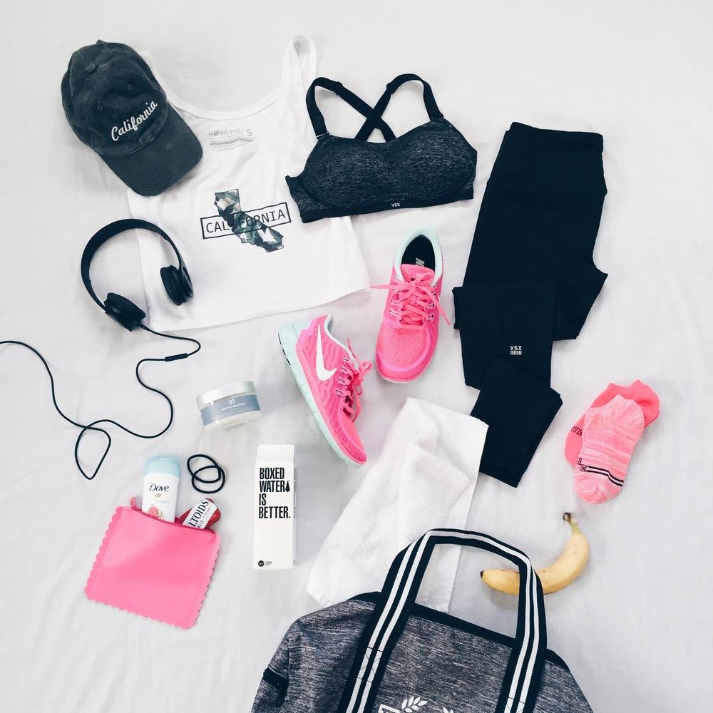 τσάντα γυμναστηρίου
