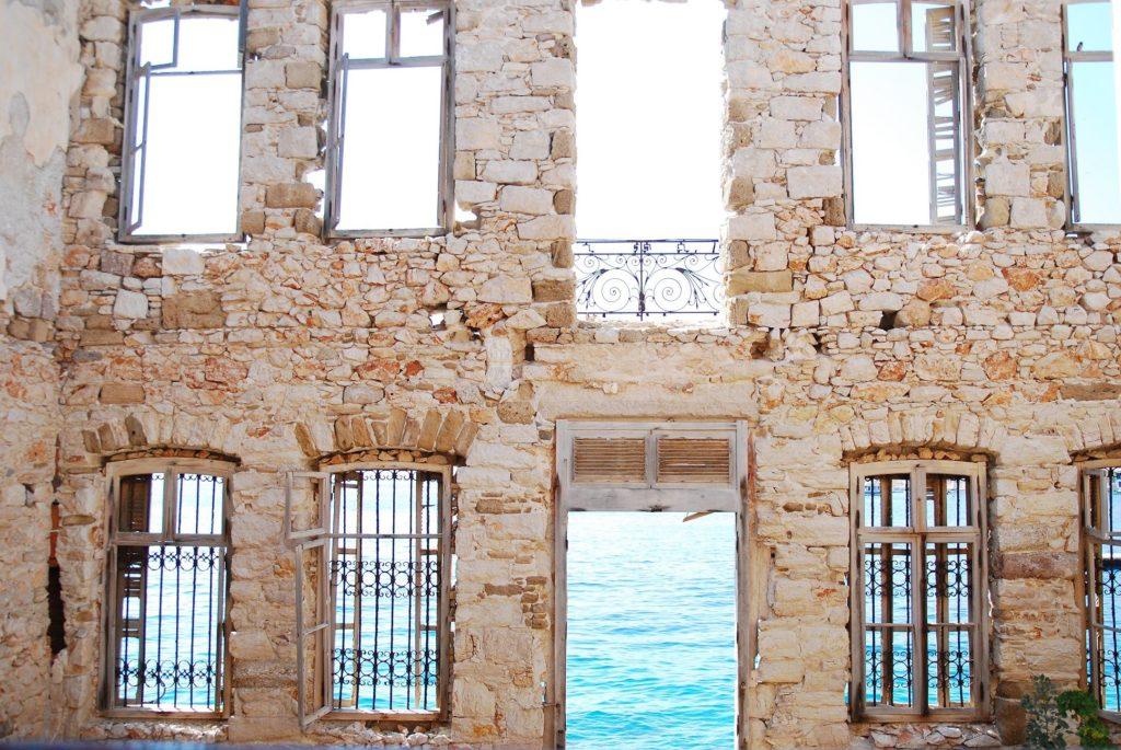 halki deserted house