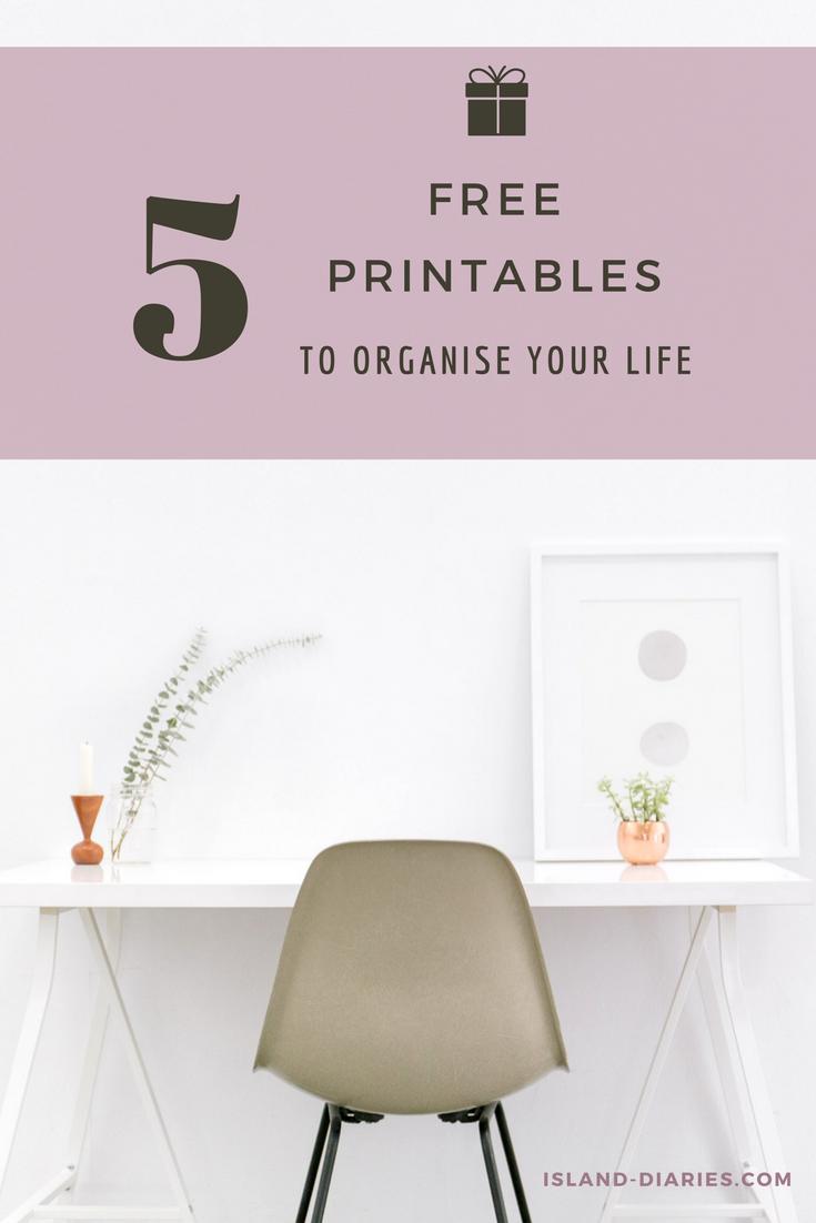 free-printable-planners-organise-life