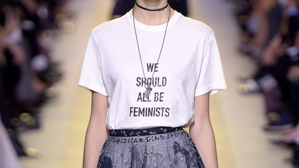 T-Shirt We Should All Be Feminists