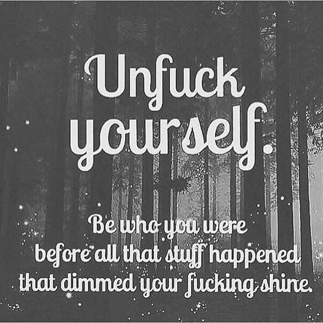 unfk yourself